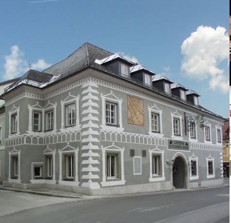Hotel Schwarzes Rossl The Black Horse Windischgarsten