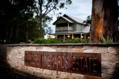 Spicers Vineyards Estate Hotel HunterValley Australia