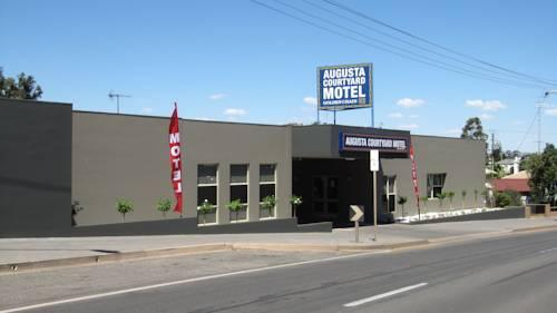 augusta courtyard motel port augusta compare deals. Black Bedroom Furniture Sets. Home Design Ideas