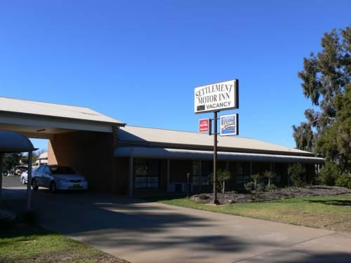 Settlement Motor Inn Deniliquin Compare Deals