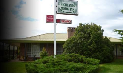 Highlands Motor Inn Oberon Compare Deals