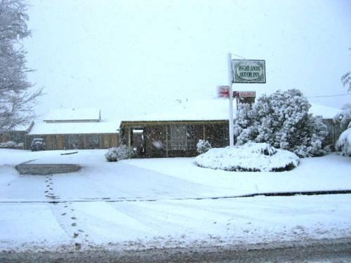 Highlands Motor Inn Oberon Die G Nstigsten Angebote
