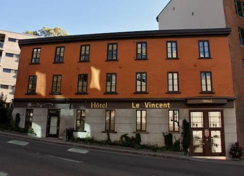 Hotel Le Vincent Quebec City