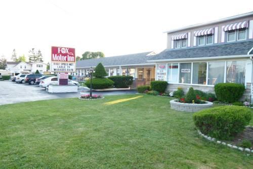 Fox motor inn napanee compare deals for West motor company kingston