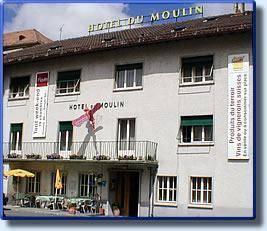 Hotel Du Moulin La Chaux-de-Fonds