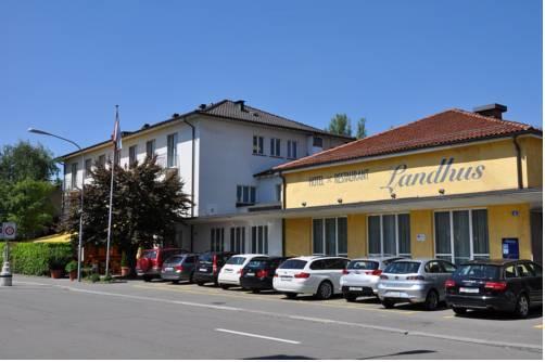 Hotel Restaurant Landhus
