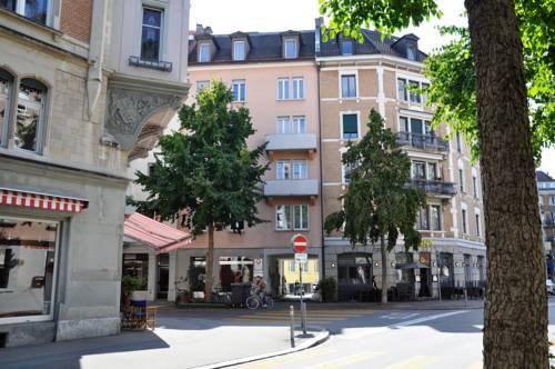 Apartments Swiss Star Zurich-Aussersihl