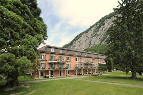 Grand hotel des bains lavey morcles compare deals for Groupon grand hotel des bains