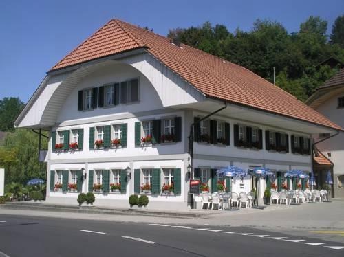 Gasthof Lowen Hotel Melchnau