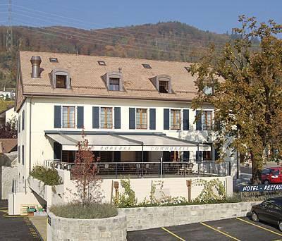 Hotel Restaurant L Union Bursins