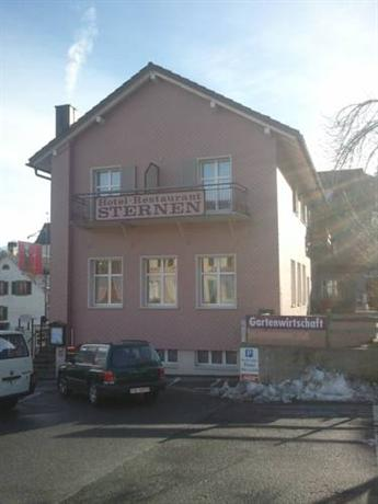 Hotel Restaurant Sternen Obstalden