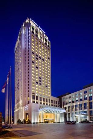 Howard Johnson Hotel Parkview Plaza Erdos