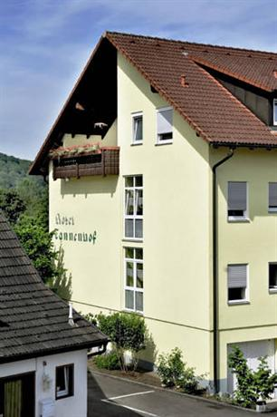 Hotel Tannenhof Steinen
