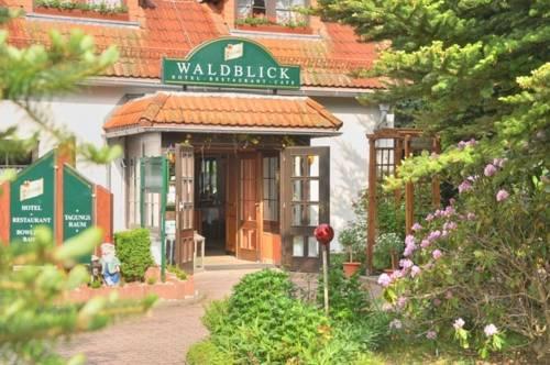 Hotel Restaurant Cafe Waldblick