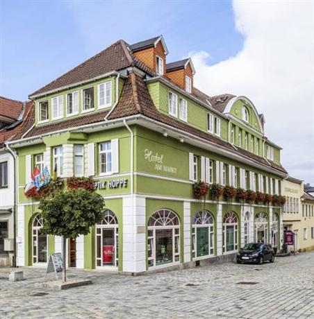 Hotel Am Markt Neustadt bei Coburg