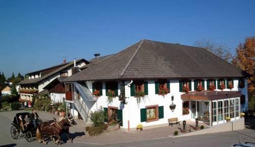 Hotel Restaurant Krone Schopfheim