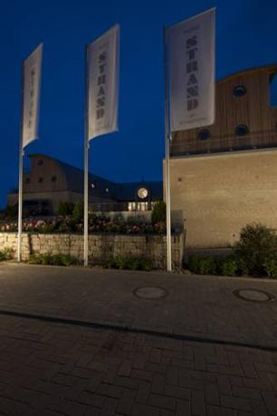 Hotel Strand am Konigshafen