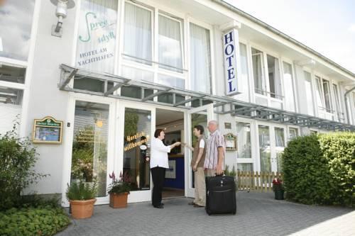 Hotel Spree-idyll
