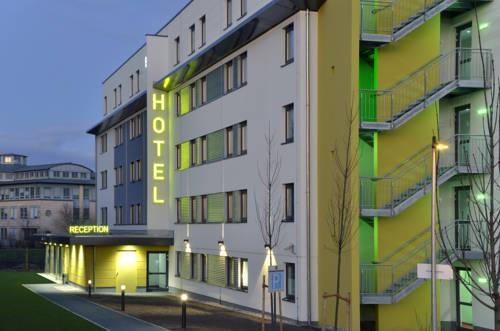 B B Hotel Munchen Hallbergmoos