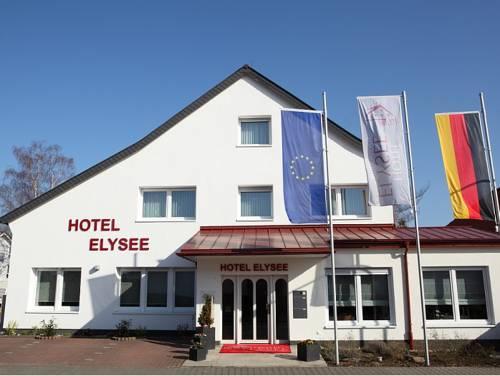 Hotel Elysee Seligenstadt