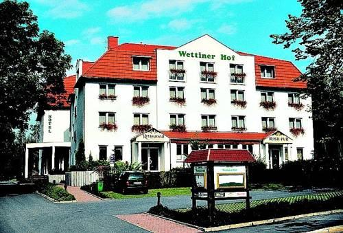 Hotel Glauchau Wettiner Hof