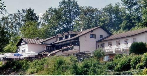 Hotel Waldeck Frammersbach