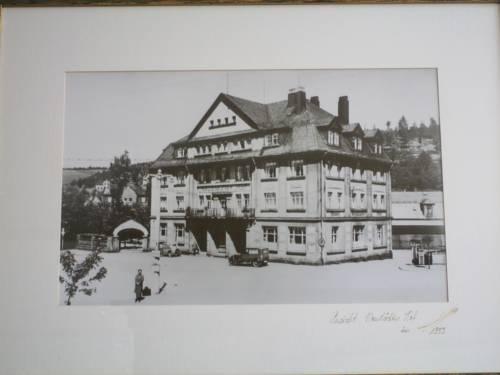 Schwarzenberg Erzgebirge Hotel Neustadter Hof
