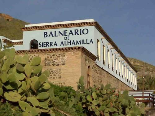 Banos de sierra alhamilla hotel pechina compare deals - Banos sierra alhamilla ...