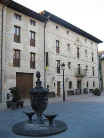 Hotel Arganzon Plaza La Puebla de Arganzon