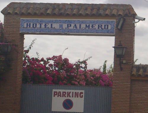 Hotel Palmero Carmona