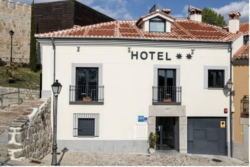 Hotel Puerta de La Santa Ávila