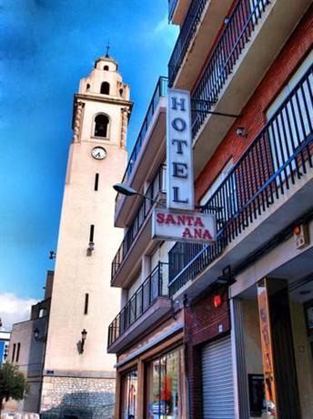 Santa Ana Hotel Elda
