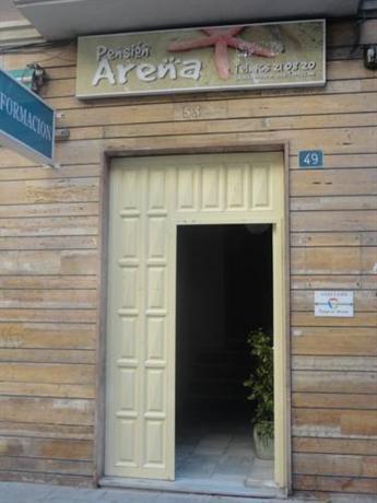 Pension Arena Alicante