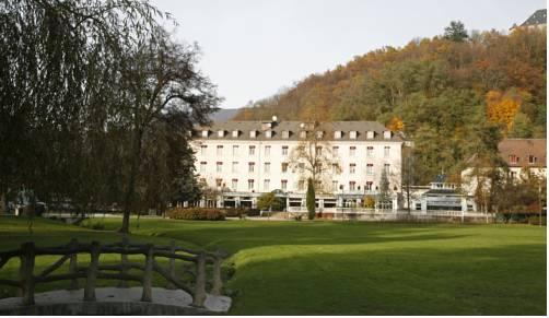 Grand hotel restaurant les terrasses uriage les bains - Hotel les terrasses uriage ...