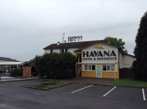 Havana Hotel et Residence