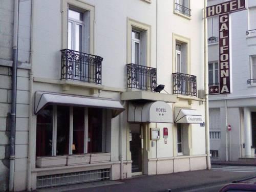 Hotel Restaurant California Vichy