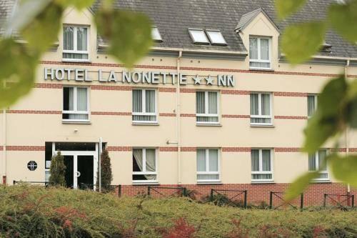 Hotel La Nonette Orry-la-Ville