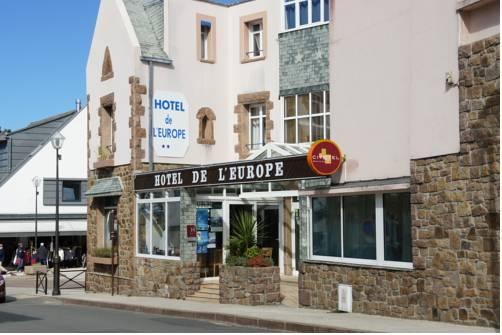 Hotel De L'Europe Perros-Guirec