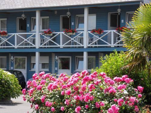 Baños Turcos Normandia:Motel Les Bleuets, La Rivière-Saint-Sauveur: encuentra el mejor