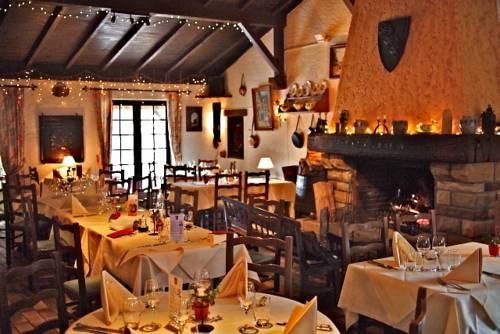 Hotel Restaurant Au Relais Du Chateau Mensberg