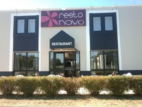 Hotel Inn Design Resto Novo Le Mans