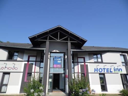 Hotel Inn Design Resto Novo Vannes  Theix