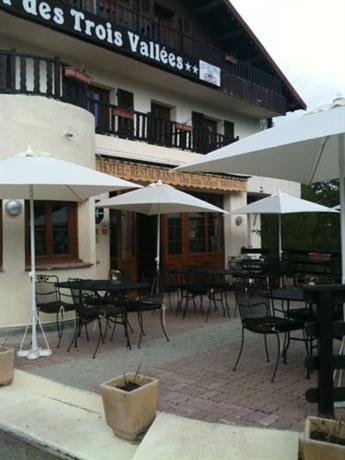 Hotel Trois Vallees Col De Turini