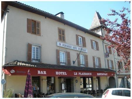 Le Plaisance Hotel Maurs
