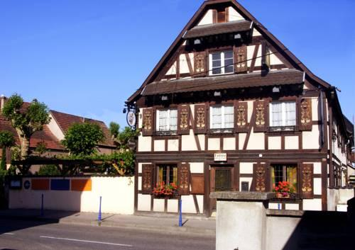 Eschau France  city photos gallery : Hotel Au Cygne Eschau France Compare Deals