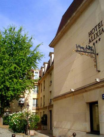 hotel alixia bourg la reine compare deals. Black Bedroom Furniture Sets. Home Design Ideas