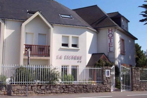 Hôtel La Licorne Carnac – Comparez les offres