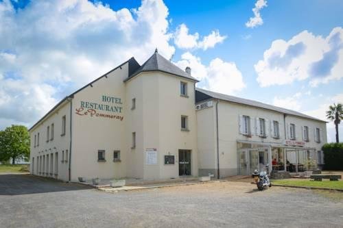 Le Pommeray Hotel Ceaux