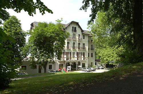 Restaurant Hotel Des Princes Amphion