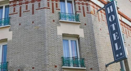Hôtel De Paris Boulogne-Billancourt